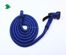 New Expandable Flexible 50/100FT Magic Hose Water Pipe Spray Nozzle TV deluxe garden