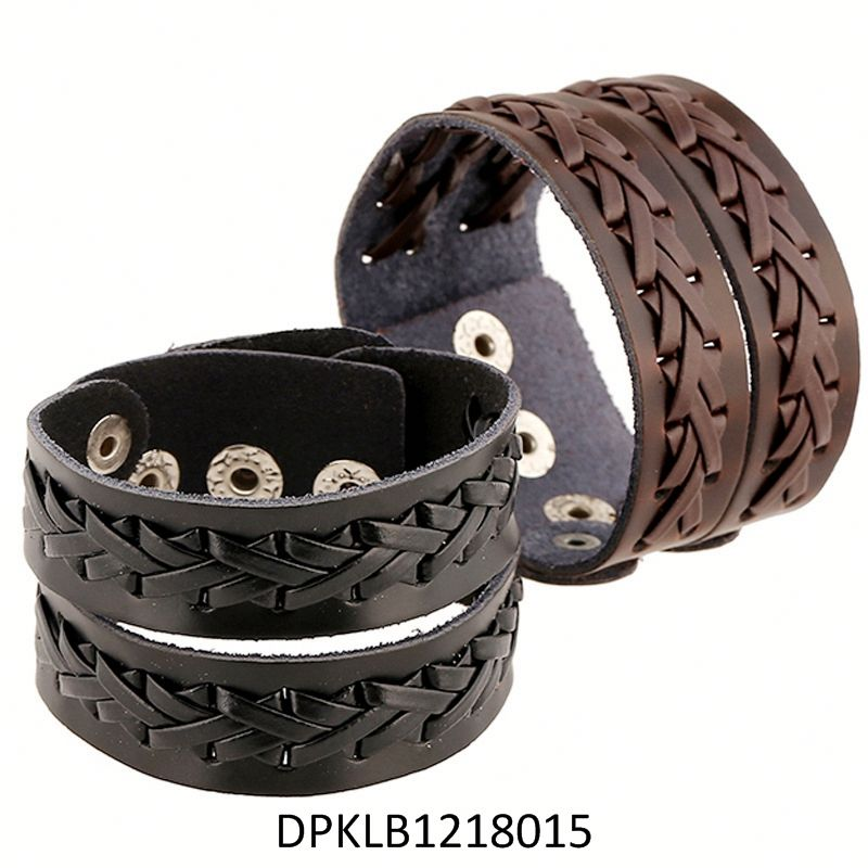 Best Price High Quality Gold Skull Bracelet With Magnetic Clasp,Mens Leather Bio Magnetic Leather Bracelet