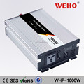 Adjustable voltage 1000w energy system power 24v pure sine wave inverter 220v