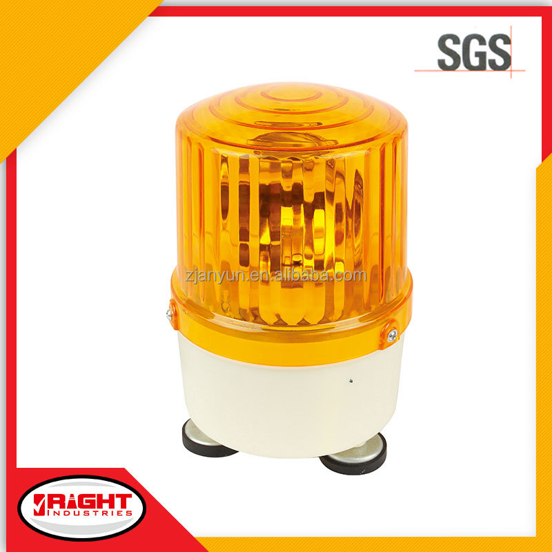 7709 Highly Visible Traffic Revolving Warning Light