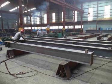 Steel Structure Materials - Parts Welding