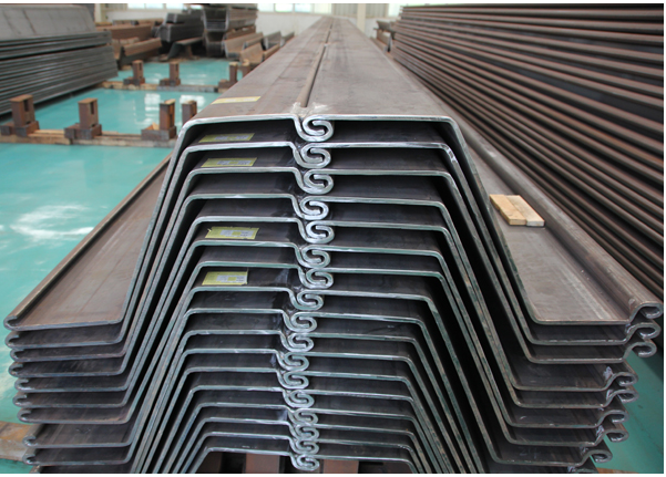 usd 850 hot rolled /cold rolled proformed z type sheet pile