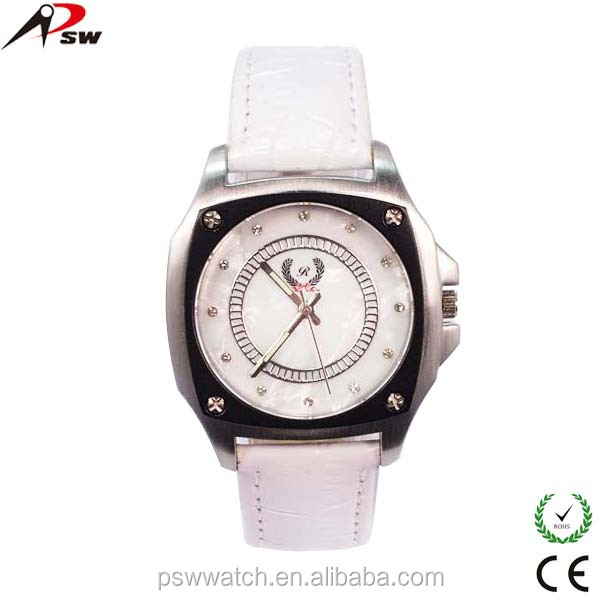 Model PSW-LW112 wholesale watches leather japan quartz watch European style watch