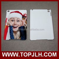 Phone accessories mobile Blank sublimation 3D phone case for Ipad Mini 4 tablet cover