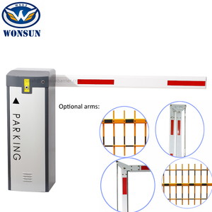 Automatic Traffic High Speed Barrier Gate With Open/Close Time 0.6S