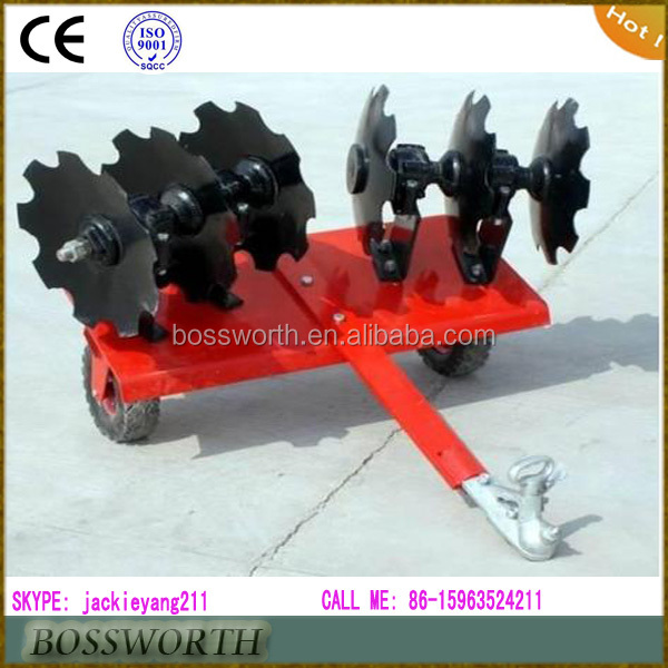 farming machinery atv drag harrow