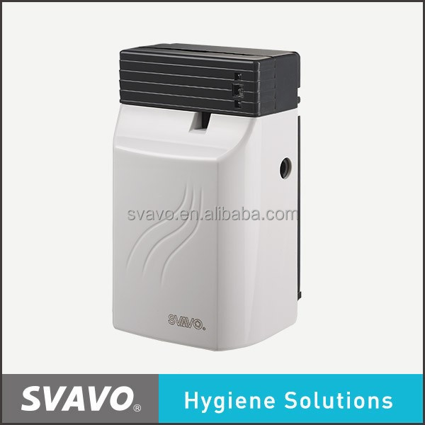 Wall Mounted toilet spray perfume dispenser,auto spray perfume dispenser/aerosol dispenser V-140