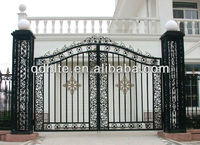 2016 special design wrought iron gate various style