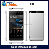 P8 5.0'' IPS screen 3G smartphone MTK6582 android5.1 low price phone