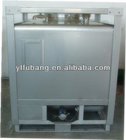 Stainless Steel Olive Oil Storage and Transport Tank Container