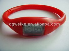 china online selling silicone ion watch