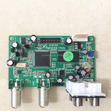 real ali IC dvb motherboard for S2 T2 HD satellite receiver