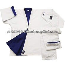 Martial Arts Reversible Judo Uniforms 100%Cotton