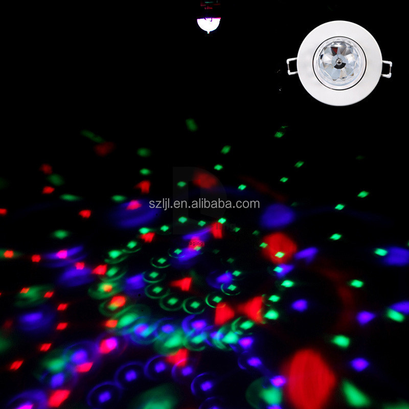 CE and ROHS home led lighting led stage dj disco kTV night club light