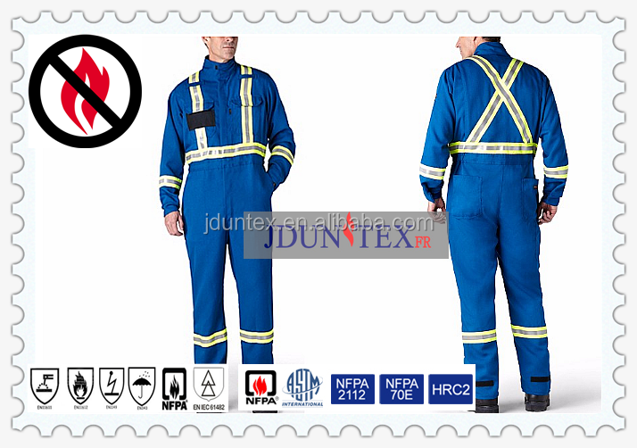 FR Workers Overall UniformWork Coverall / Fire Resistant Workwear / FR Workwear FR Clothing