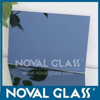 Dark Blue Tinted Mirror With Best Price Wholesale