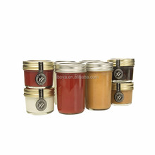 High Quality Low Price Swing Top Food Glass Jam Jar With Screw Lid