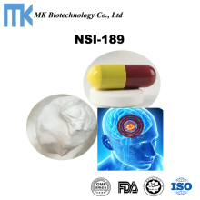 Stock smart drugs 99% Nsi-189 neurogenic drugs Powder Nsi-189