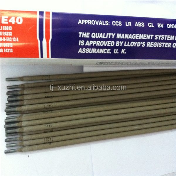 China golden bridge welding rods electrodes price