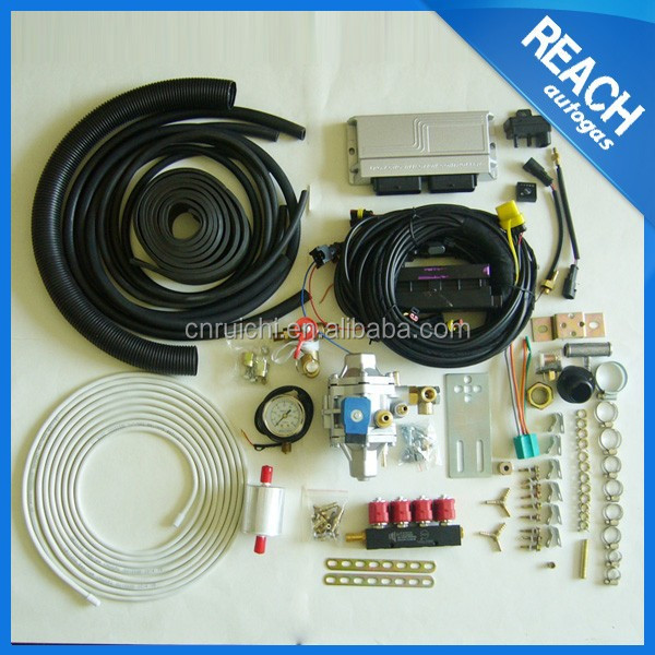 multi point system CNG kit lovato for cars