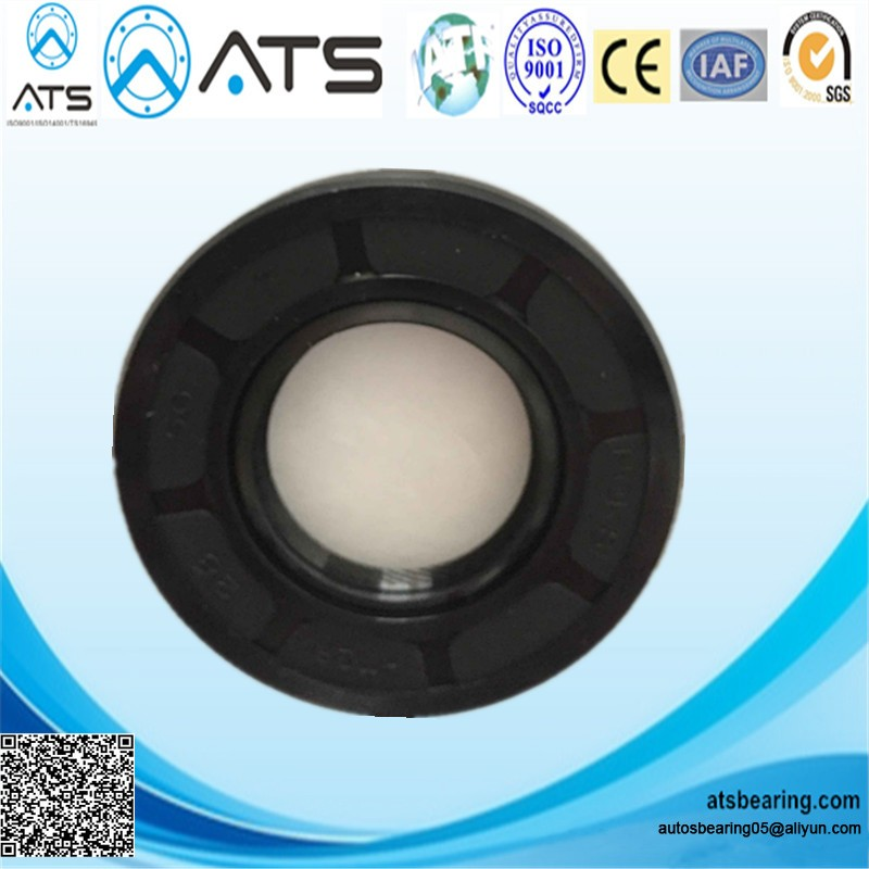 up0450 oil seal NBR silicone FKM stainless steel spring skeleton oil seal