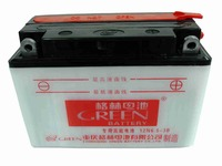Green brand 12n7a 3a motorcycle battery