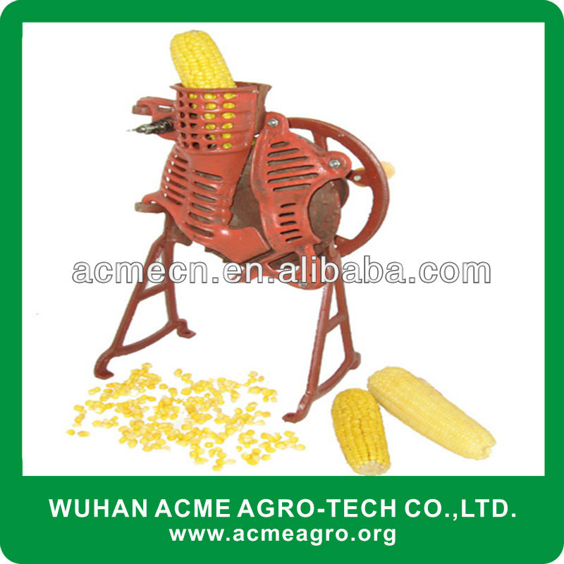 Hot selling ! AM-100B Cast Iron Manual Corn sheller/grain thresher/maize thresher