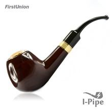 New inventions 2014 smokeless pipe crystal button smoking pipe