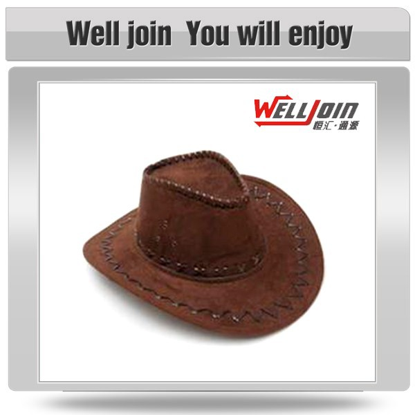 Newest fashion good quality cheap cowboy hat
