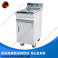 2016 Glead Hot Sale!!! Commercial Continuous Fish And Chips Fryers For Mcdonald