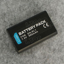 Compatible Digital Camera Battery Pack For Nikon EN-EL1 7.4V 980mAh