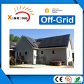 XRSOLAR Easy Installation 220v 50Hz Off- Grid 4kw Solar System Home
