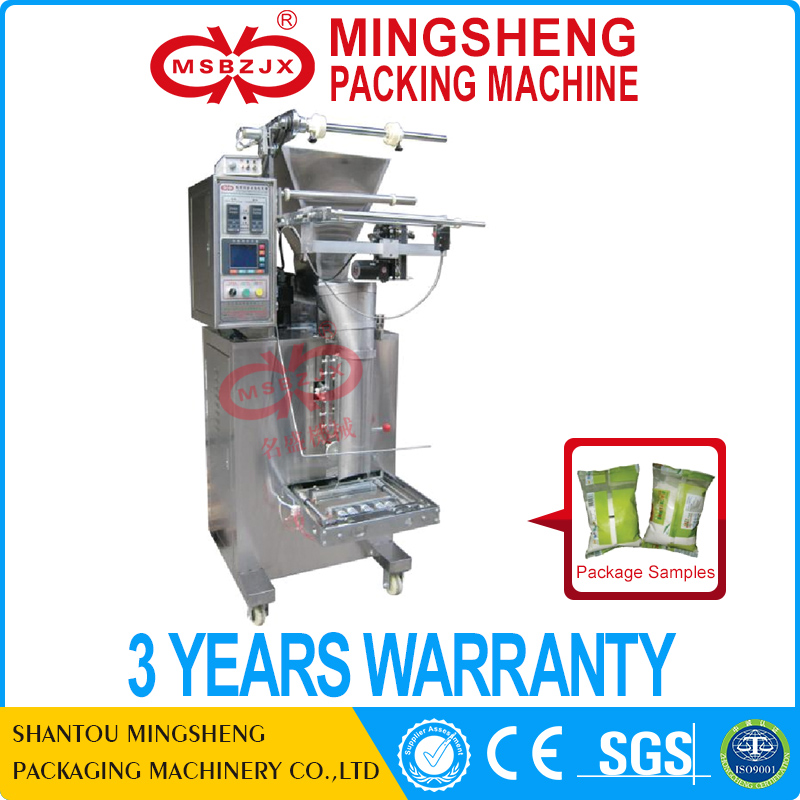 JX016-1 Fully automatic large auger powder packaging machine automatic coffee powder packing machine