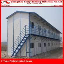China suppliers Long lifespan indian prefab 3 bedroom house designs and floor plans