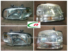 Japan quality used / secondhand body parts for toyota head light