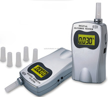 Digital Breath Alcohol Tester Breathalyser electronic drug test AT570