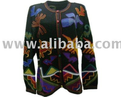 Woman's Tarcia Nasca Design Sweater
