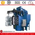 hook type shot blast cleaning machine price for steel furniture