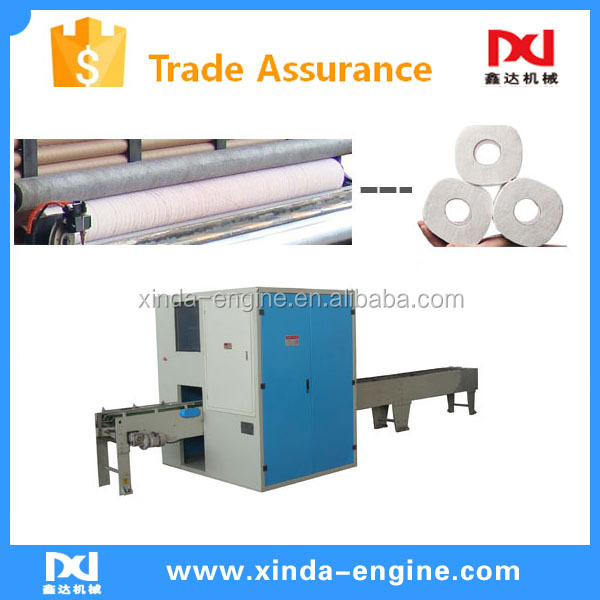 toilet roll paper cutting machine china suppiers,toilet paper slicing machine, log saw for toilet paper roll SP280