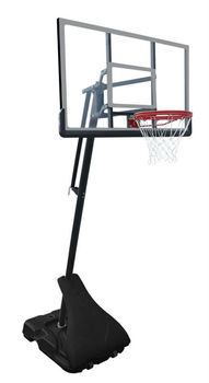 ZY 56'' PC backboard sports equipment basketball ring