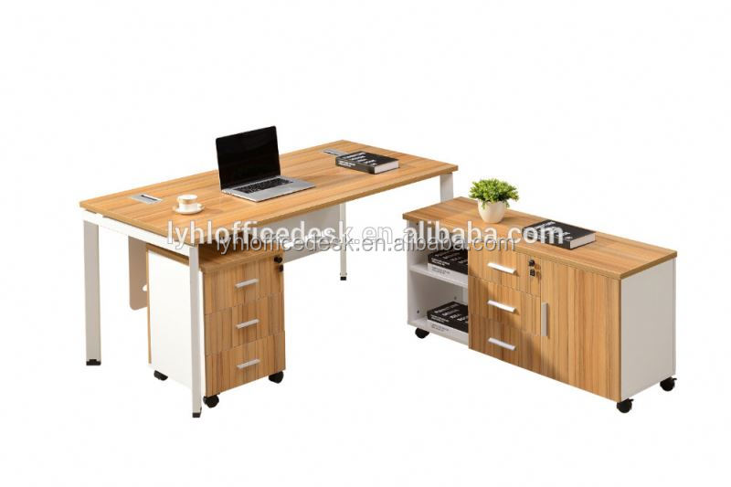 office computer desk table and chair used for restaurant