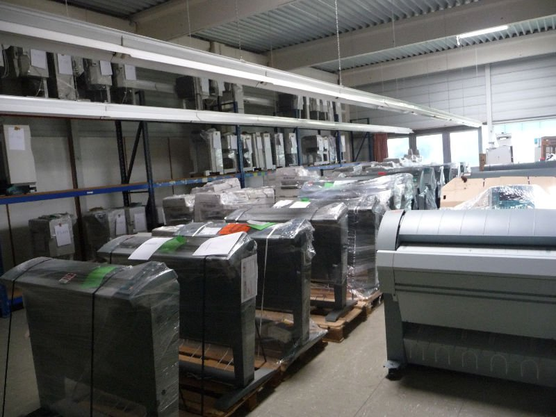 Oce Container copier plotter