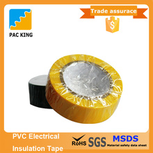 PVC tape rubber adhesive insulation tape SGS