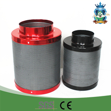 Greenhouse hydroponics hepa filter activated carbon filter active carbon air filter
