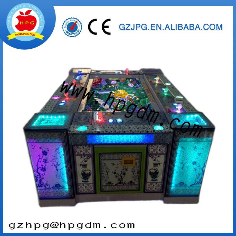 Arcade amusement fishing game machine for adults buy for Arcade fishing games