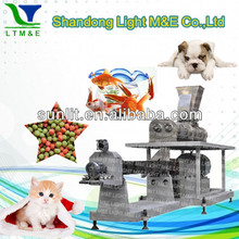 small type floating fish feed extruder pet food making machine small fish feed pellet machine