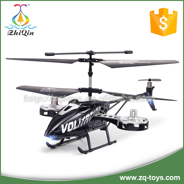 Brand new alloy structure 4ch rc helicopter with gyroscope