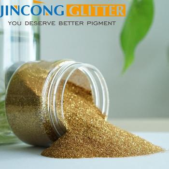 PET heat resistant glitter for plastic injection