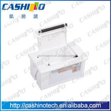 58mm RS-232 TTL USB or Parallel interface thermal printer,mini thermal panel printer,Low noise thermal printing