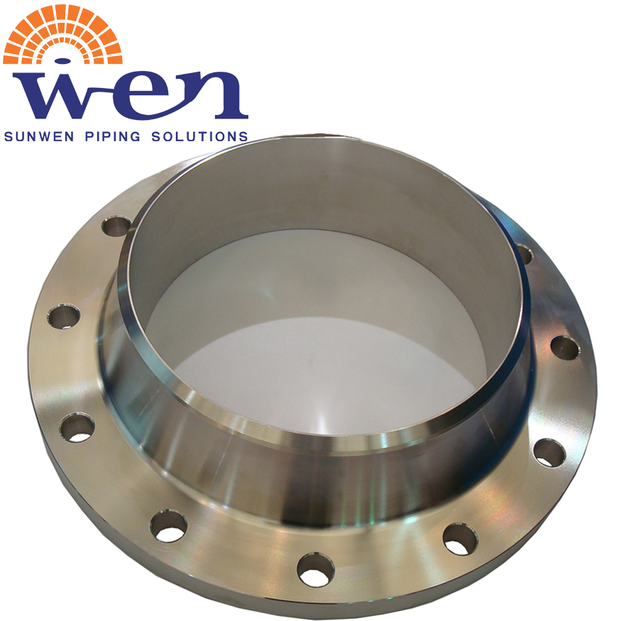 FLANGES ASME/ANSI B16.5 WN / SO / TH / LWN / SW / BL / PL / PJ FORGED FLANGES